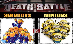 Death Battle Fight Idea 37 by Death-Driver-5000