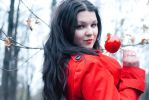 _lady in red II by Lionicka
