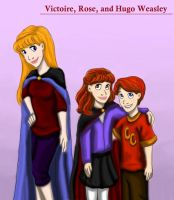 NG - The Weasleys by DKCissner
