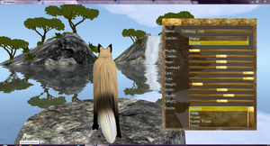 Back view Coldsnap by shaboopytycoon