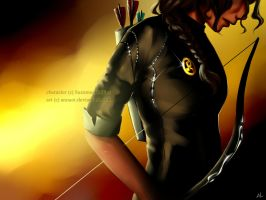 The Mockingjay by annaoi