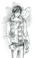 Harry Potter by BlackCherryCookie