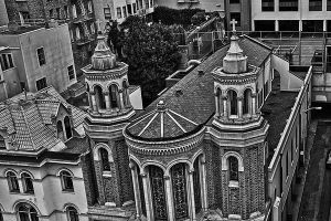San Francisco - Church by GrahamPhisherDotCom