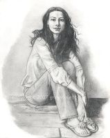 Amy Acker by greyviolett