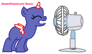MLP bases #6 Brrr... by SweetPaintLove