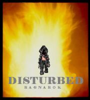Disturbed ragnarok by piscis-no-aphrodite