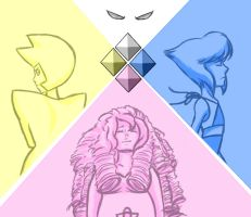 Old Diamond Authority - Sketch by Cadet-O
