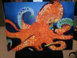 Octopus (finished) by brokencyde234