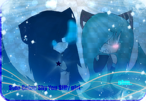 Lusia as miku and Alina as BRS gift by X-AlinaWolfie-X