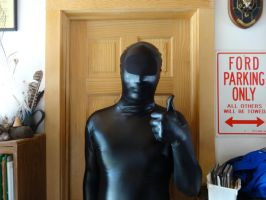 My morph suit by ChaoticTempleKnight