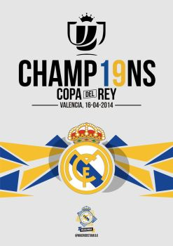 Champ19ns Copa del Rey by FakhrulAzharie
