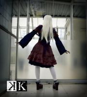 kushina Anna - K Project by psycomeh