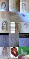 Sketch / Art summary 2013 by vladioglas