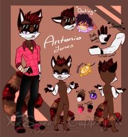 Antonio Ref by XxSweet-CoffeyxX