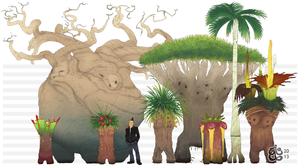 Fun with Pokemon iv - Exeggutor