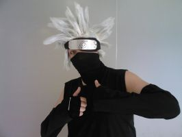 Kakashi Hatake Cosplay ANBU Kakashi its all Ok by konohanauzumaki