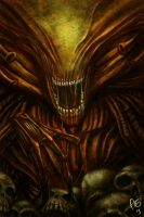 Alien King by allengeneta