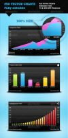 Graphic Charts Elements by AuroveDesign