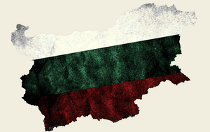 Bulgaria-Grunge Flag by vaipaBG