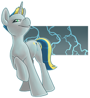 Thunder Cloud by Pixel-Prism