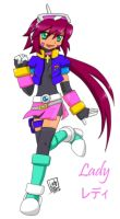My MMZX/ZXA OC Lady by Lady2011