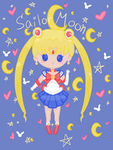 Sailor Moon returns in 2013 by PeppermentPanda