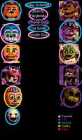 Favorite Character Meme by New-ToyChica