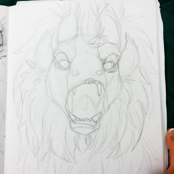Pissed WIP by Saphira1334