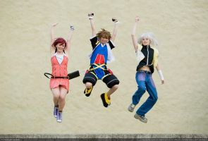 KH2 - Jumping high by dreamcatcher-hina