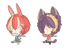 Extra Dall Cheebs by chuguri