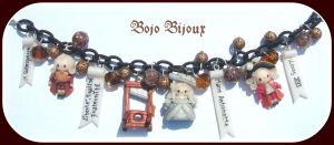 French Revolution Bracelet by Bojo-Bijoux