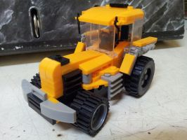 Tractor lego by HummerH3