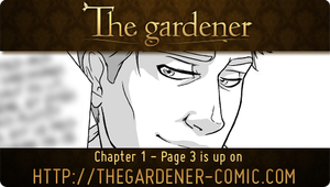 The gardener - CH01P03 by Marc-G