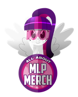 Mascot of MLP Merch: Amy by Ilona-the-Sinister