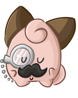 Cleffa Like A Sir by LeniProduction
