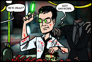 Re-Animator by theEyZmaster