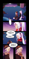 EE: [Yellow Heart] Starry Sky Beginnings P.2 by iZince
