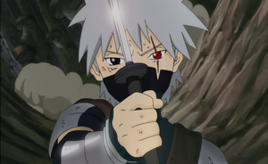 Kakashi child Gaiden by beyrouty