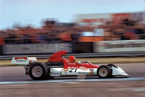 Niki Lauda (Great Britain 1973) by F1-history