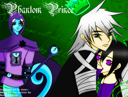 Phantom Prince - Cover by Wolfs-Angel17
