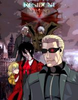 Resident Hellsing Cover by MsNita