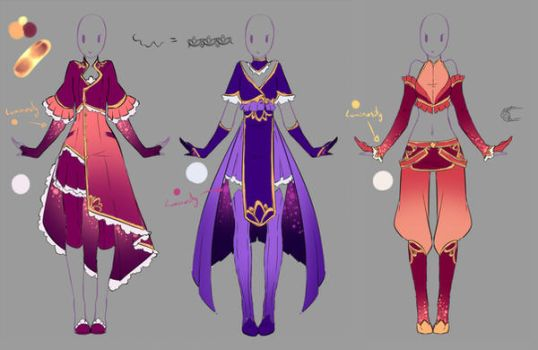 Designing Contest - 1st Place miu - Designs by rika-dono