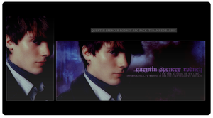 Rpg Pack - Quentin by itsdamnedbarbie