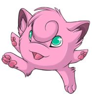 ...pogheys... Jigglypuff by Rainbow-Cemetery