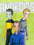 Androids by corre