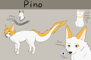 Pino ref by Shiranukii
