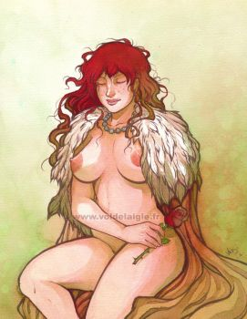Women nudes 1 : Elicia by OceanLord