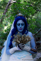 The Corpse Bride Cosplay 02 by Dovah-Photography