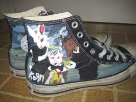 Korn Shoes by SethImmortal