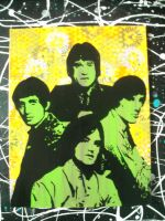 The Kinks by chrispjones